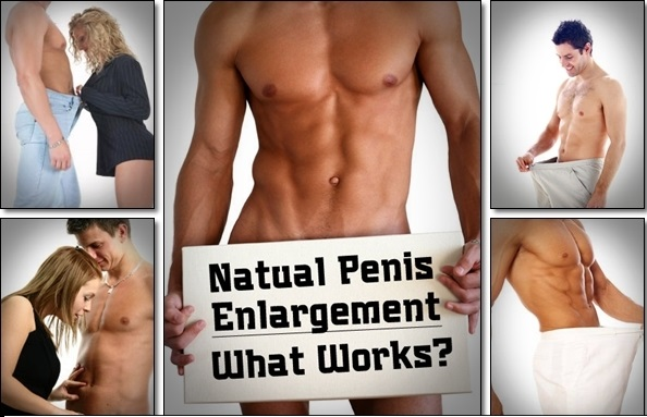 real ways to enlarge penis
